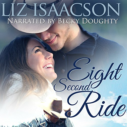 Eight Second Ride audiobook cover art