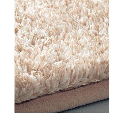 JIEJINGMI Teppiche Bereich Rund Lebende toom Von mat Schlafzimmer Bedside Decke Toilette Saugfähigen Foot pad Tatami Kann willkürlich zusammengefügt Werden-D 65x65cm(26x26inch)