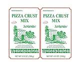 WEISENBERGER Pizza Crust Mix - Small Batch, Artisan baking mixes fresh from the mill - 6.5 oz...