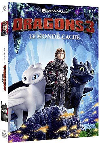 DVD Dragons 3 : Le monde caché