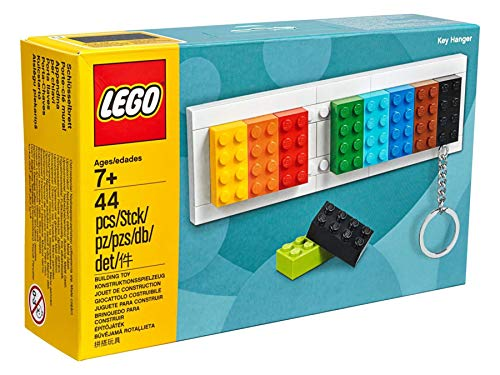 Lego® Key Hanger - Keep Your Keys Safe with a Colourful Key Hanger!