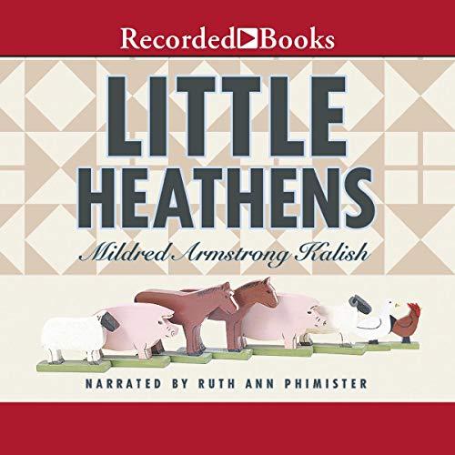 Little Heathens audiobook cover art