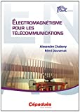 Electromagnétisme pour les télécommunications