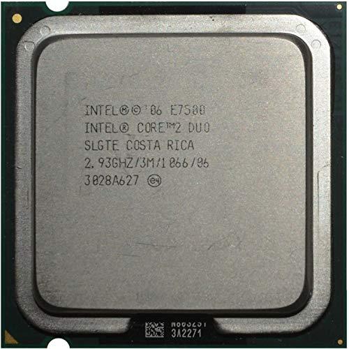 Intel Core 2 Duo E7500 2.93GHz 3MB CPU Processor LGA775 SLB9Z SLGTE procesador