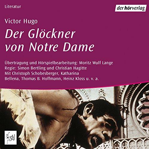 Der Glöckner von Notre Dame audiobook cover art