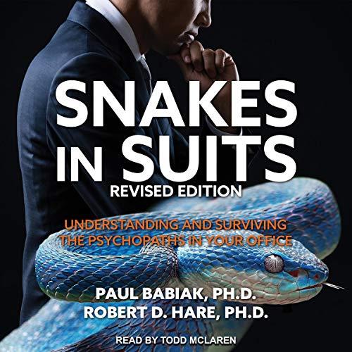 Page de couverture de Snakes in Suits, Revised Edition
