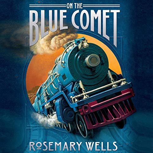 『On the Blue Comet』のカバーアート