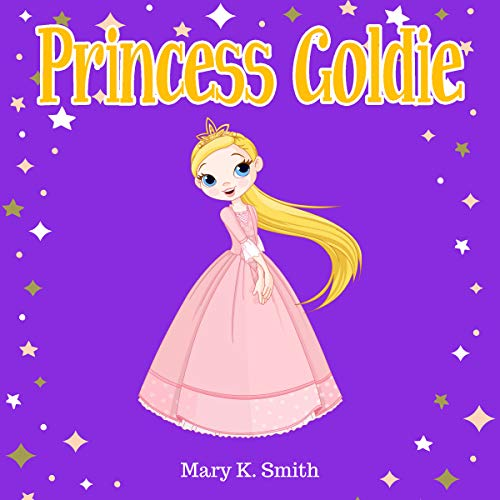 Princess Goldie audiobook cover art