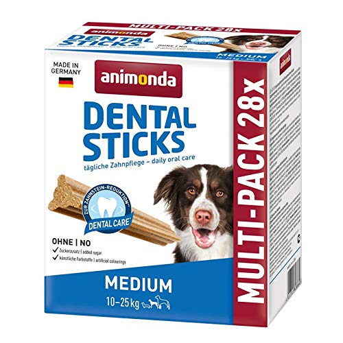animonda Dog Snack Dental Sticks Medium | 4x180g
