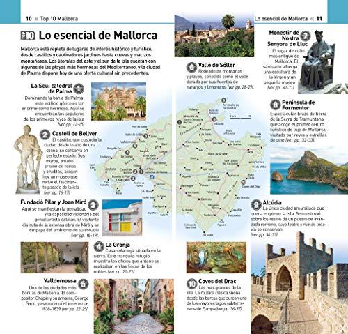 Guía Visual Top 10 Mallorca (Guías Top10) (Spanish Version) - 51F13AvcFLL