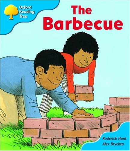 Oxford Reading Tree: Stage 3: More Storybooks B: the Barbecueの詳細を見る