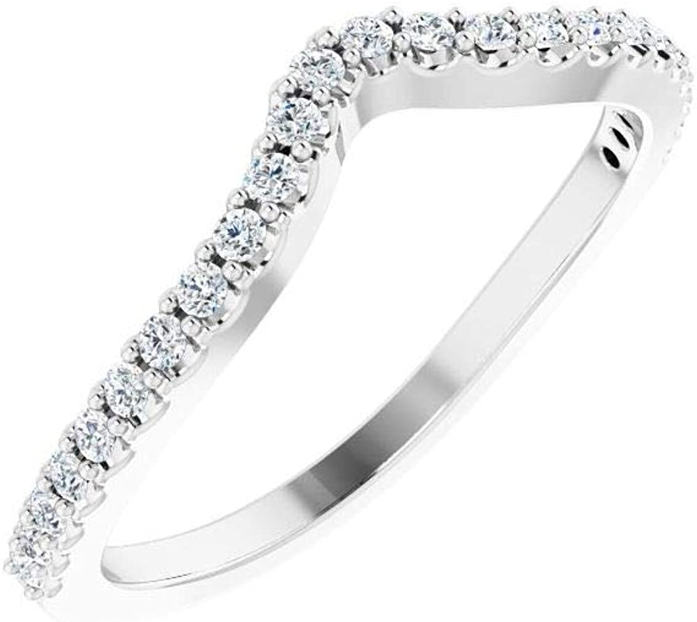 Solid 14k White Gold 1 5 Cttw It is very popular Diamond 1.7mm = Ring Band Clearance SALE! Limited time! Width