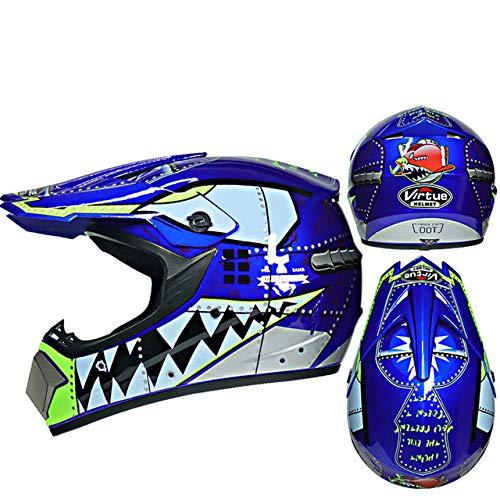 Motocross Helm Offroad Professionelle Cross Helme MTB Racing Motorradhelm Dirt Bike Capacete de Moto Casco-a83-M