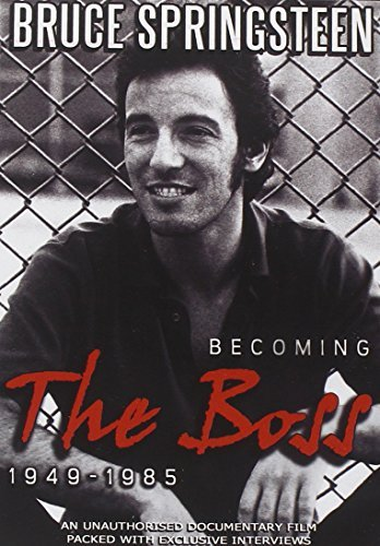 Bruce Phoenix Mall Bombing free shipping Springsteen: Becoming Boss the 1949-1985