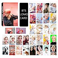 BTS - MAP OF THE SOUL PERSONA - PHOTO CARD SET メンバー選択 - LOMO CARD 防弾少年団 トレカ フォトカードセット30枚 (JIMIN)
