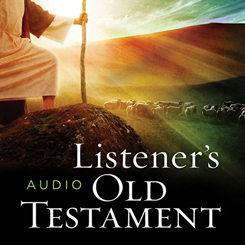 Listener's Audio Bible - King James Version, KJV: Old Testament cover art