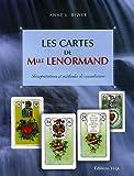 Les Cartes de Mlle Lenormand - Interprétations et méthodes de consultation