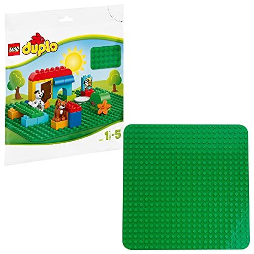 lego duplo grandi LEGO DUPLO Classic Base Verde Grande