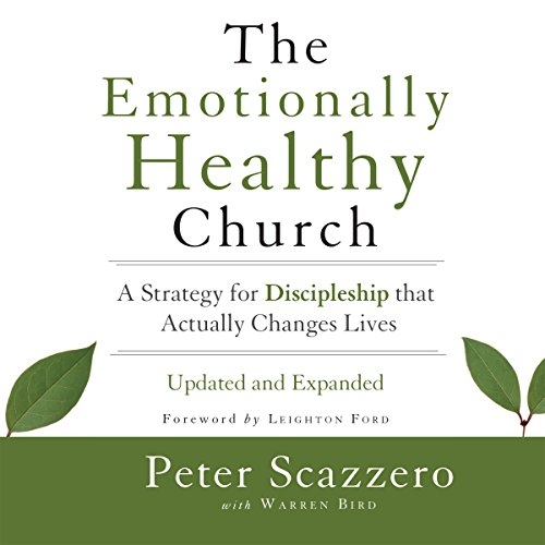 The Emotionally Healthy Church cover art