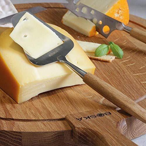 Boska Cheese Slicer with White Oak Handle