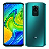 "Xiaomi Redmi Note 9 Smartphone 3Gb 64Gb Quad Hotshot da 48 Mp 6.53""Fhd+ Dotdisplay 5020 Mah 3.5Mm Headphone Jack Nfc Forest Green"