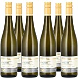 Weingut Mees SCHEUREBE HALBTROCKEN 2018 Weißwein Deutschland Nahe (6 x 750 ml) 100% Scheurebe