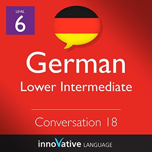 Lower Intermediate Conversation #18, Volume 1 (German) cover art