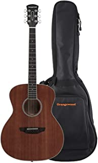 Orangewood 6 String Acoustic Guitar, Right, Mahogany (OW-DANA-M)