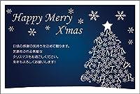 【官製 10枚】 クリスマスカード はがき XS-45-kan
