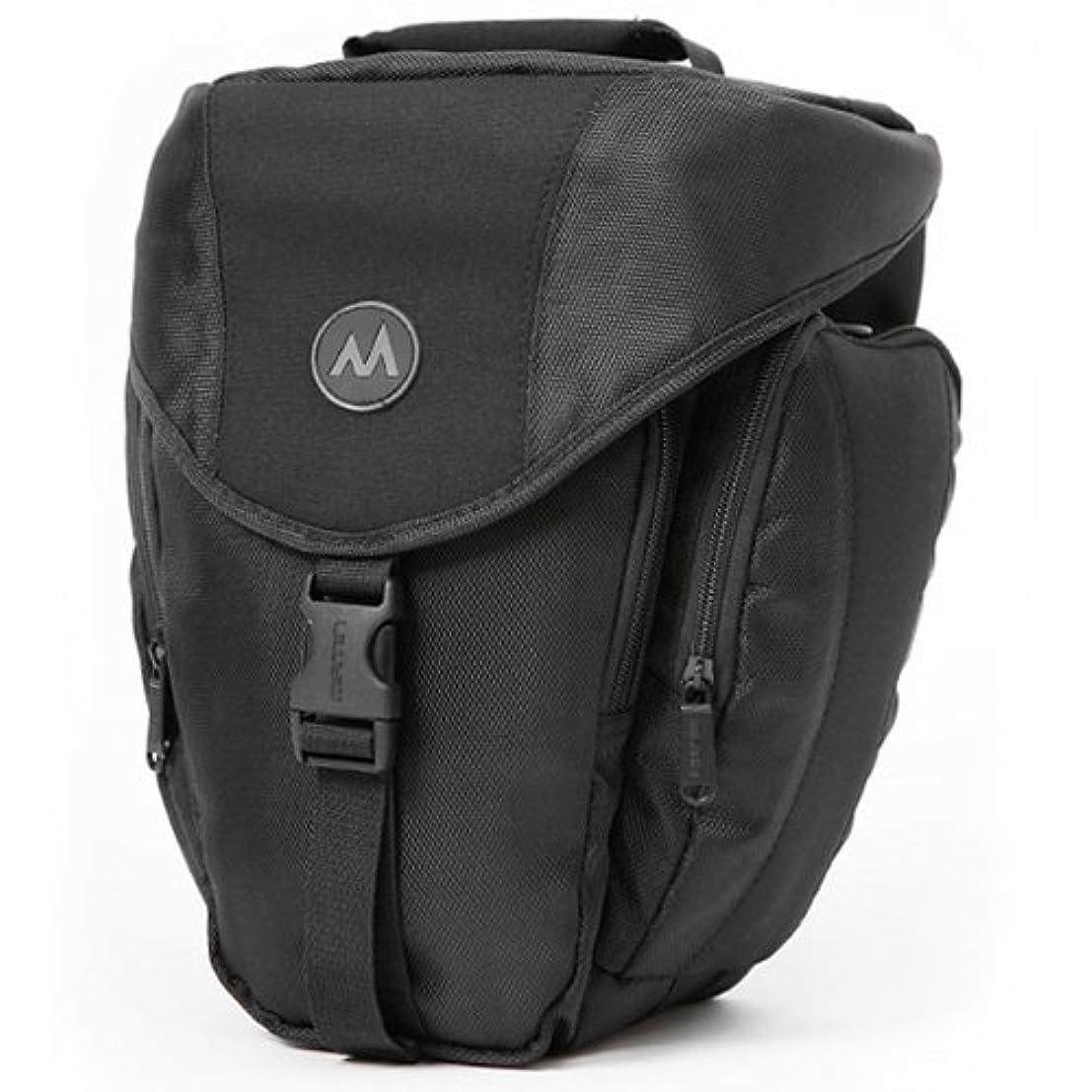 MATIN D-SLR RF Mirrorless Camera Lens Cushion Padded Action Zoom Shoulder Bag Case PONY-19