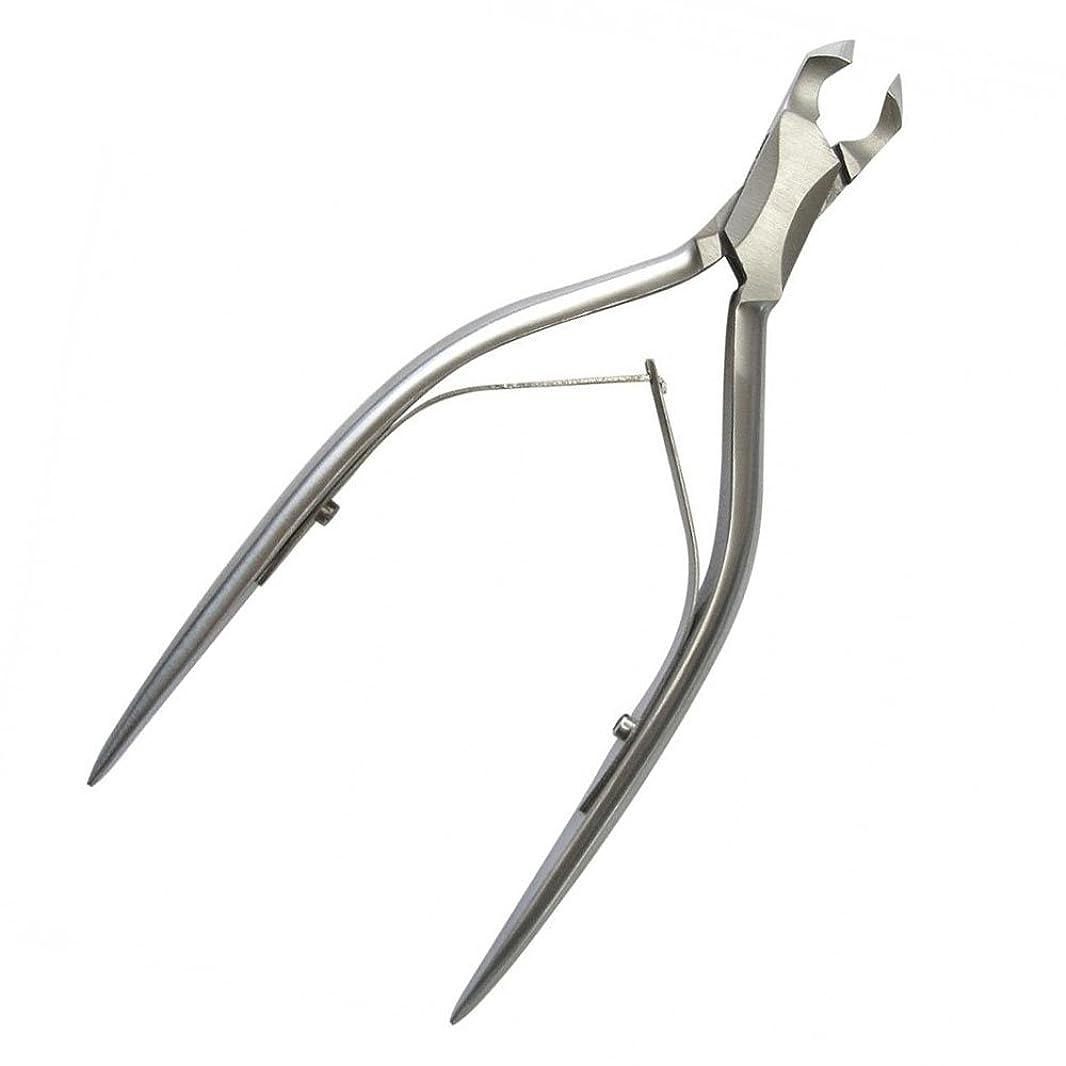 最愛の高さチップ日本製 八鉄 ロングハンドル爪切り 88026