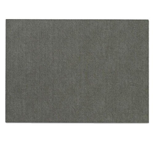 Bodrum EasyCare Presto Charcoal Rectangle Placemats (Tablemats) set/6