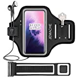 Oneplus 7T Pro Armband, TUPSKY Water Resistant Gym Running