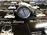 MacDaddy Racing Banshee Coolant Temp Gauge (silver)