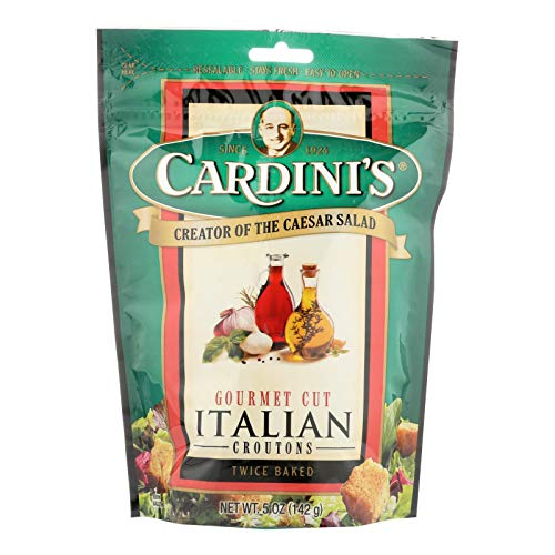 Cardini's Salad Toppings - Best Reviews Tips