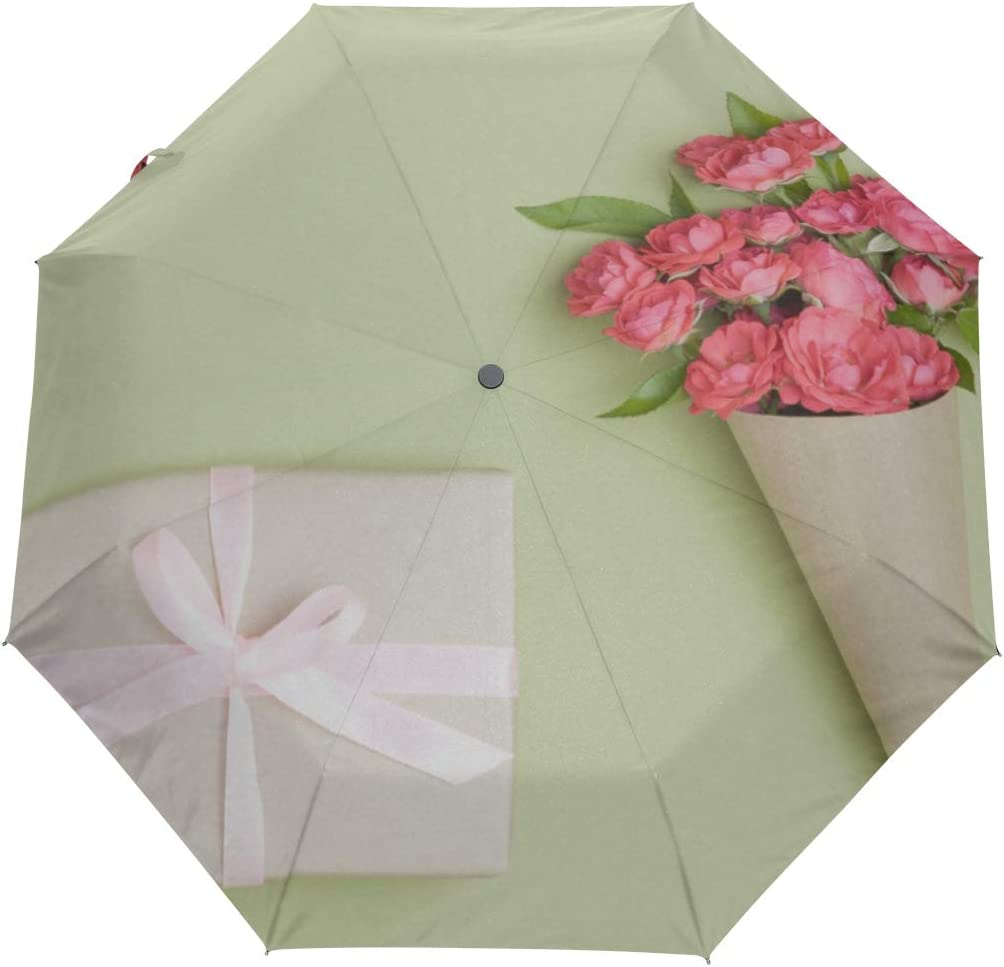 XDCGG Cute Sun Umbrella Attention Ranking TOP12 brand For Outdoor Flower Green Ground Color Gi