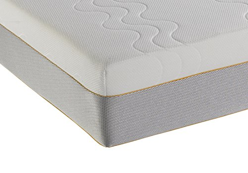 Dormeo Options Hybrid, Memory Foam and Pocket Sprung Mattress, Firmness Medium/Firm, Size Double