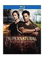 Supernatural: Complete Eighth Season [Blu-ray] [Import]