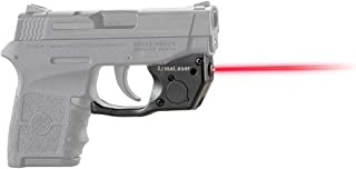 ArmaLaser TR24 Designed for S&W Bodyguard 380 Red Laser Sight Grip Activation