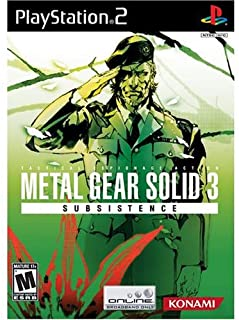 Metal Gear Solid 3: Subsistence / Game