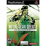 Metal Gear Solid 3: Subsistence - PlayStation 2