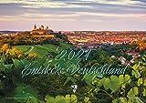 Entdecke Deutschland 2021 Premium Kalender DIN A3 Wandkalender 42x30 cm