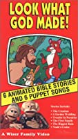 Look What God Made! Bible Stories for Children [DVD]