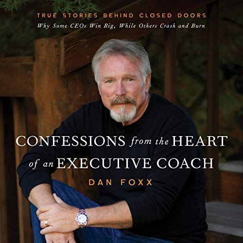 Confessions from the Heart of an Executive Coach Titelbild