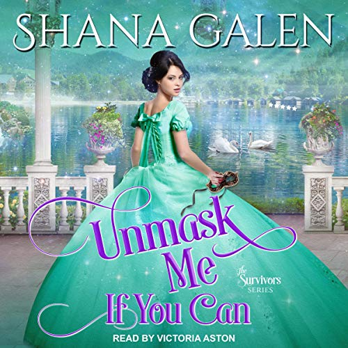 Unmask Me If You Can audiobook cover art