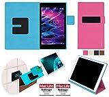 Hülle für Medion Lifetab P8502 Tasche Cover Hülle Bumper | in Pink | Testsieger