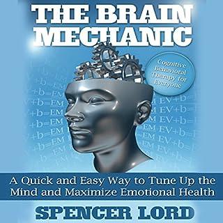 The Brain Mechanic audiobook cover art