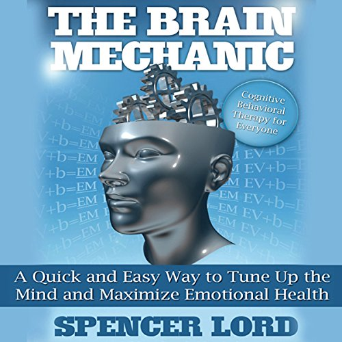 The Brain Mechanic audiobook cover art