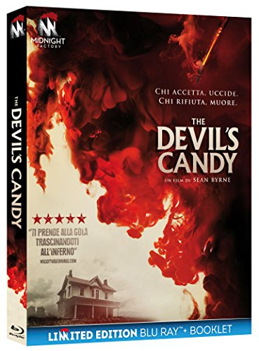 The Devil's Candy  (Blu-Ray+Booklet) [Italia] [Blu-ray]