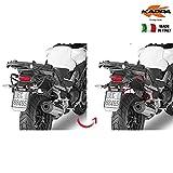 Kappa - Klxr1139 Soporte para Maletas Laterales Honda crossrunner 800 (2015)